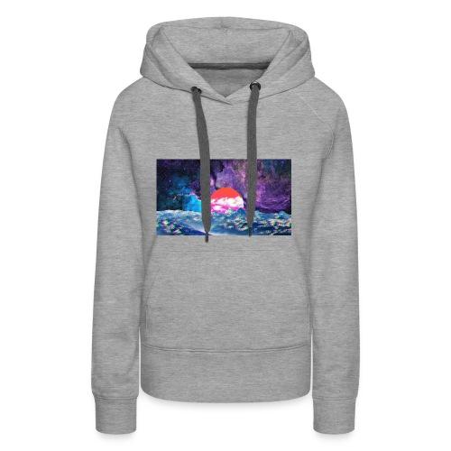 Galaxy Fazed - Women's Premium Hoodie