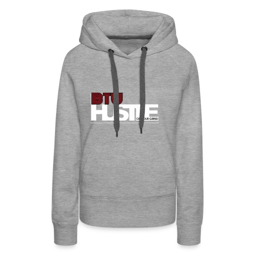 BTU SPORTS - Women's Premium Hoodie
