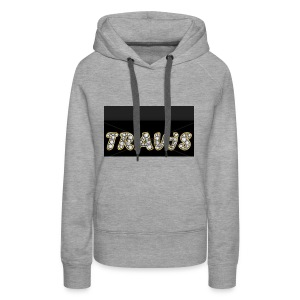 Travis - Women's Premium Hoodie
