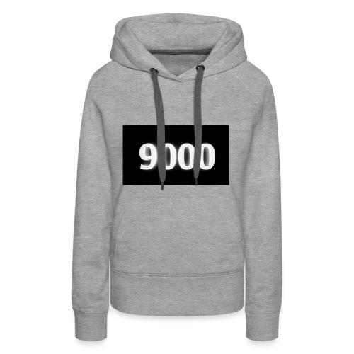 9000 - Women's Premium Hoodie