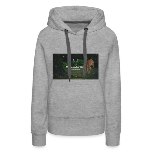 youtube channel art - Women's Premium Hoodie