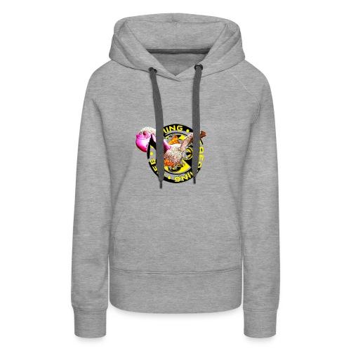 Terror Squad Burst! - Women's Premium Hoodie