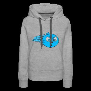 Angry Owls Yeet - Women's Premium Hoodie