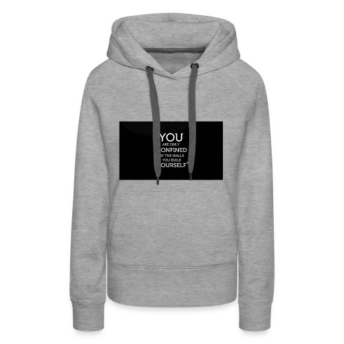 MOTIVATION - Women's Premium Hoodie
