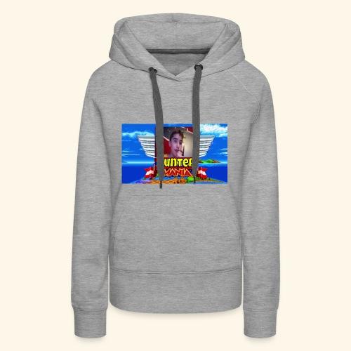 HUNTER MANIA - Women's Premium Hoodie