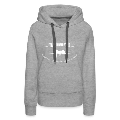 Team Inverted - Women's Premium Hoodie