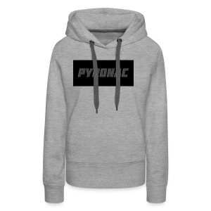 Logo (Rectangle) - Women's Premium Hoodie