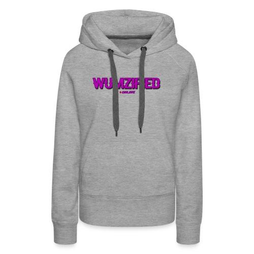 Wumzified Online - Women's Premium Hoodie