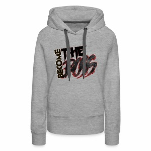 Become The Boss - Women's Premium Hoodie