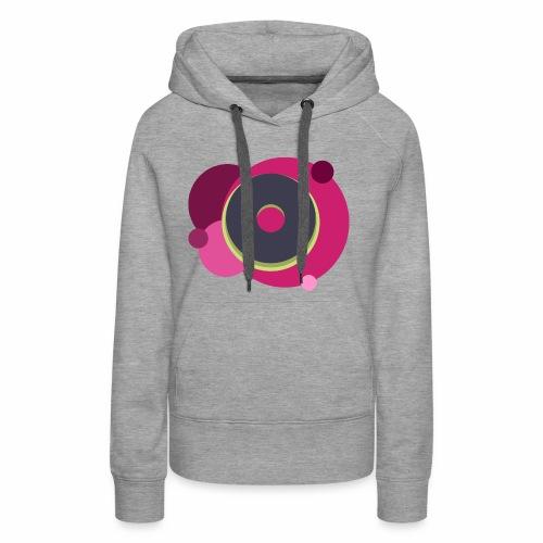 Pink Donut - Women's Premium Hoodie