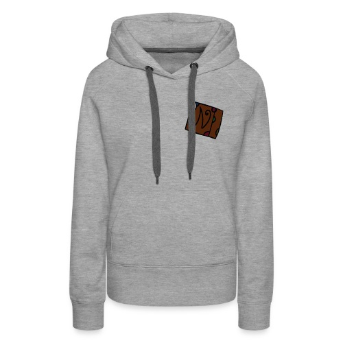 nemation brownie - Women's Premium Hoodie
