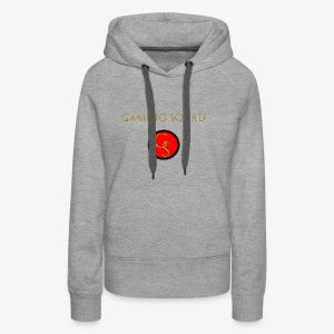 Channel Logo with Gaming Squad text - Women's Premium Hoodie