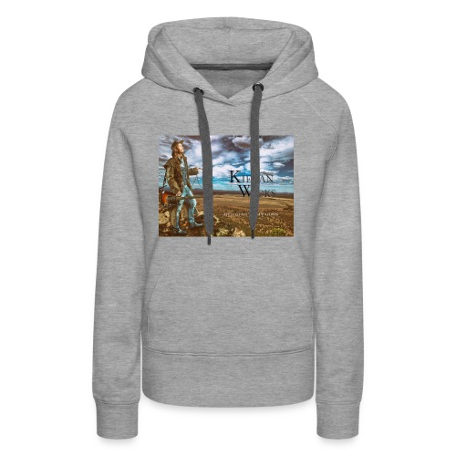 Sticking to My Guns by Kieran Wicks Album Cover - Women's Premium Hoodie