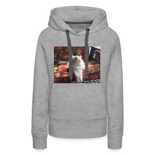 minion cat - Women's Premium Hoodie