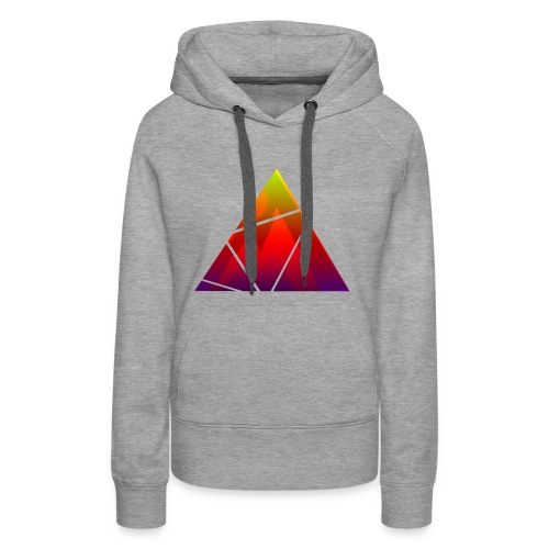 Abstract Design from LSD - Women's Premium Hoodie