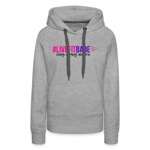LIVEFITBABE SCB - Women's Premium Hoodie