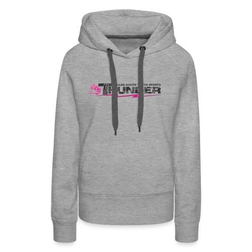 DSYS Cheer Logo - Women's Premium Hoodie