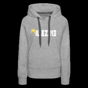 Millez313 With No Background - Women's Premium Hoodie