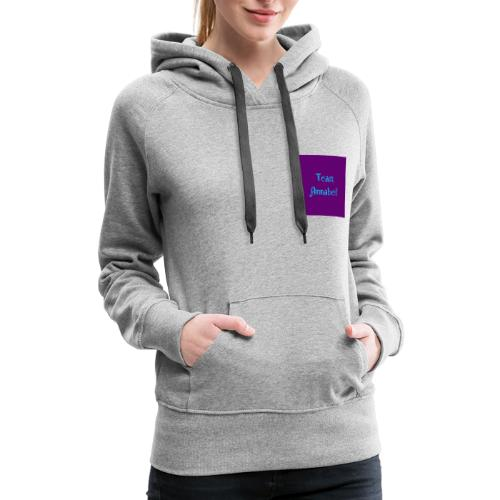Annabel Fashion line - Women's Premium Hoodie