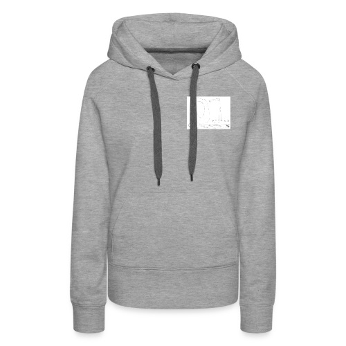 01 rocketpants01 merch - Women's Premium Hoodie