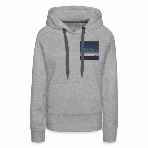 QuickDash Merch - Women's Premium Hoodie