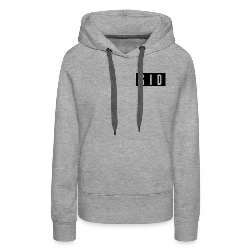 Sid Original Logo - Women's Premium Hoodie