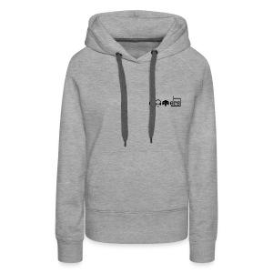 Gamers™️ Logo - Women's Premium Hoodie