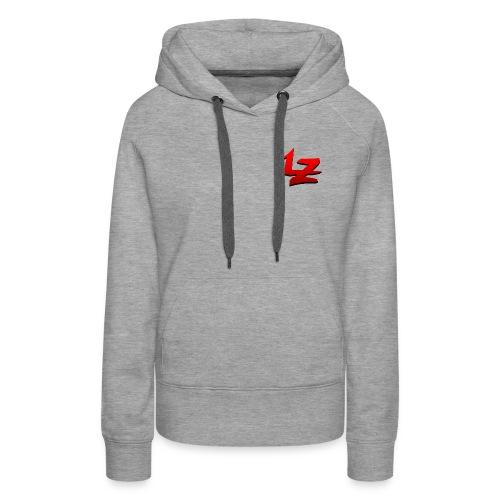 Legndz LZ Logo - Women's Premium Hoodie