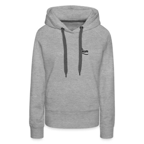 LiamDaily Merch - Women's Premium Hoodie