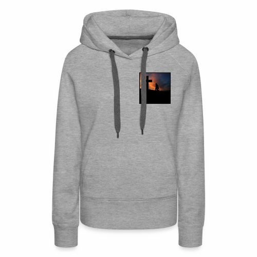 Always Pray - Women's Premium Hoodie