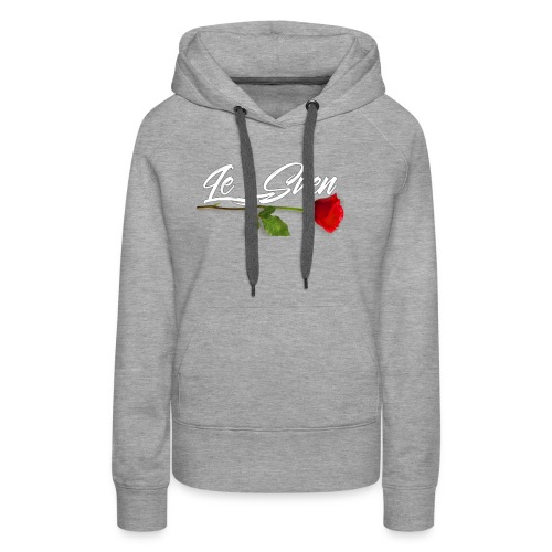 Le Sven Rose valentines day special - Women's Premium Hoodie