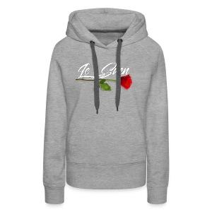 Le Sven Rose valentines day special - Women's Premium Hoodie