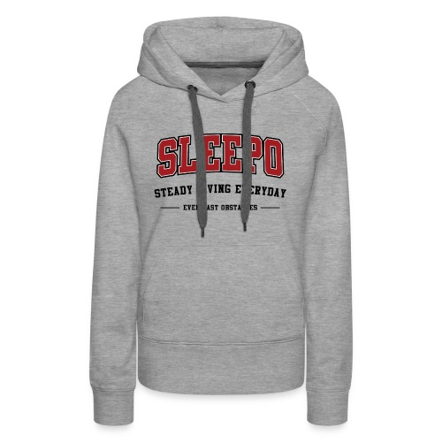 SLEEPO - Women's Premium Hoodie