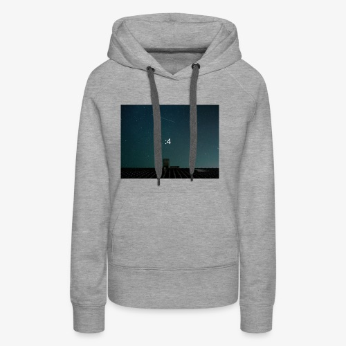 The only :4 - Women's Premium Hoodie