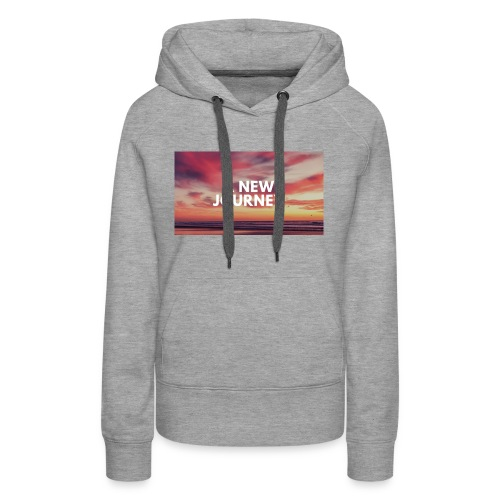 A New Journey - Women's Premium Hoodie