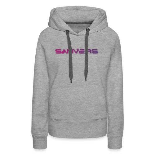 Sanvers Logo - Women's Premium Hoodie