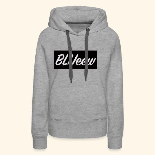 BLUeew - Women's Premium Hoodie