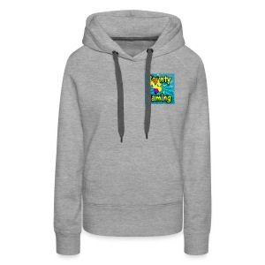 BountyGaming Iconic Logo - Women's Premium Hoodie