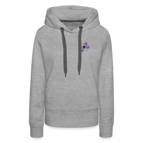 Delegate Proof of Stake (dPOS) Collection - Women's Premium Hoodie
