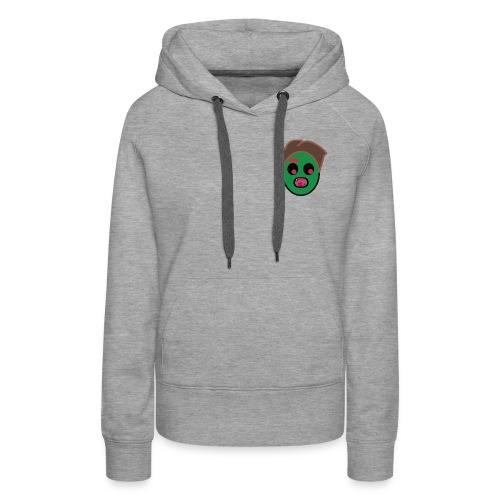 zombie family/ regular apparel - Women's Premium Hoodie