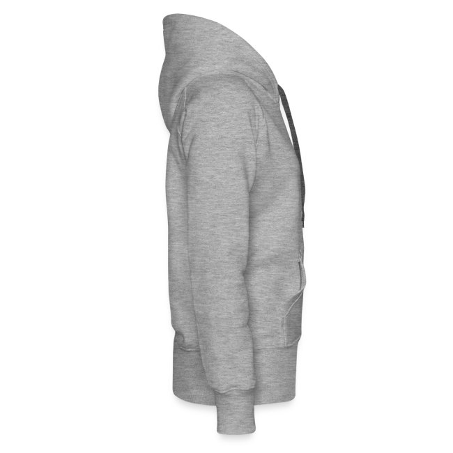 Hoodie with small white OPA logo