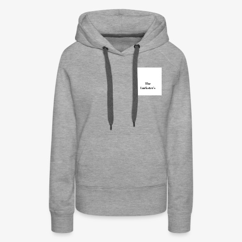 The Lurkster's merch - Women's Premium Hoodie