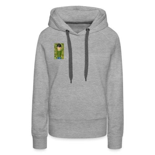 CamoFlauge - Women's Premium Hoodie