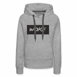 wokeshirt - Women's Premium Hoodie