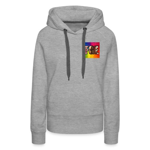Fawa Gang Entertainment Logo - Women's Premium Hoodie