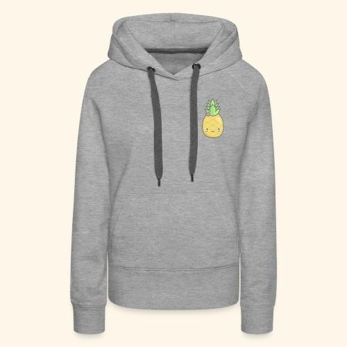 Pineapple Squad - Female - Women's Premium Hoodie