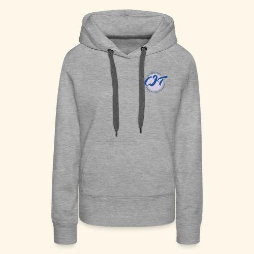 CIT logo vector file - Women's Premium Hoodie