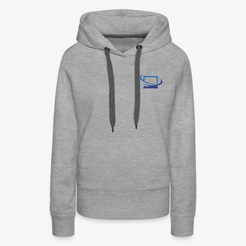 Techbay Logo - Women's Premium Hoodie