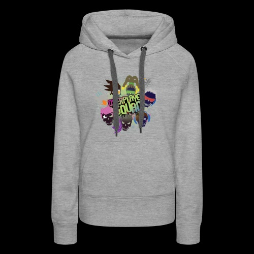 Overplayed Squad - Women's Premium Hoodie