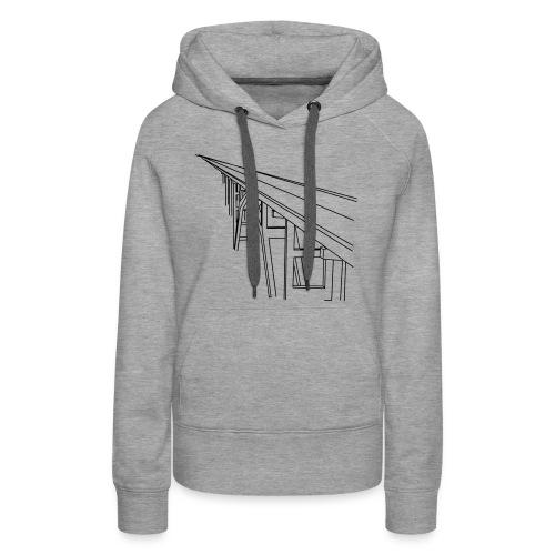 Bridge Vector - Women's Premium Hoodie